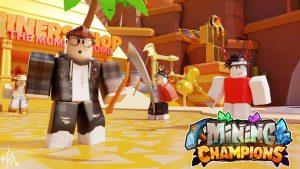 Mining Champions