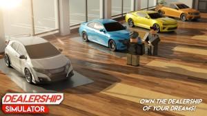 Dealership Simulator