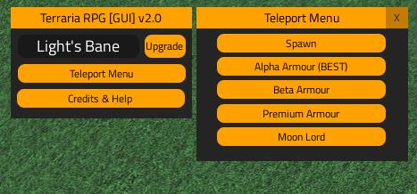 Terraria RPG UPDATED GUI JUNE 2021