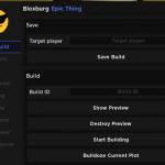 BLOXBURG EPIC THING