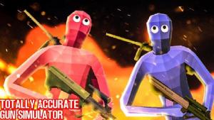 Totally Accurate Gun Simulator