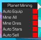 Planet Mining Simulator