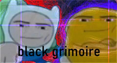 Black Grimoire MAX LEVEL