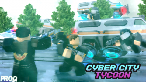 Cyber City Tycoon