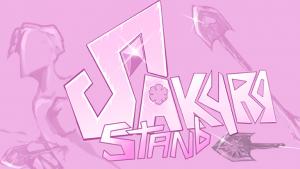 Sakura Stand