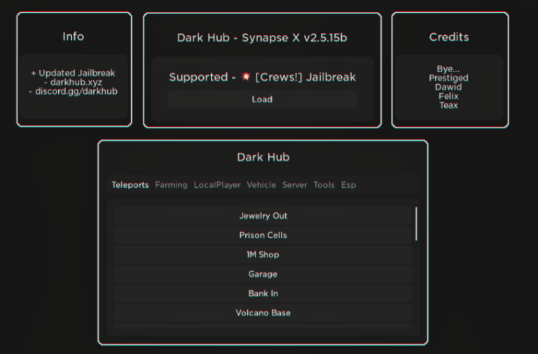Dark Hub