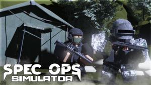 Special Ops Simulator