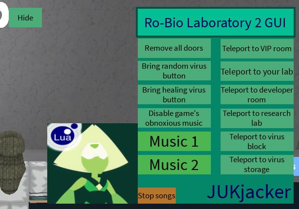 Ro-Bio: Laboratory 2
